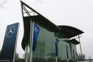 Mercedes Benz Niederlassung am Berliner Salzufer