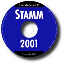 STAMM Medien CD